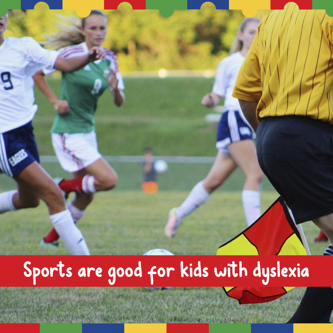 sports, school, and dyslexia