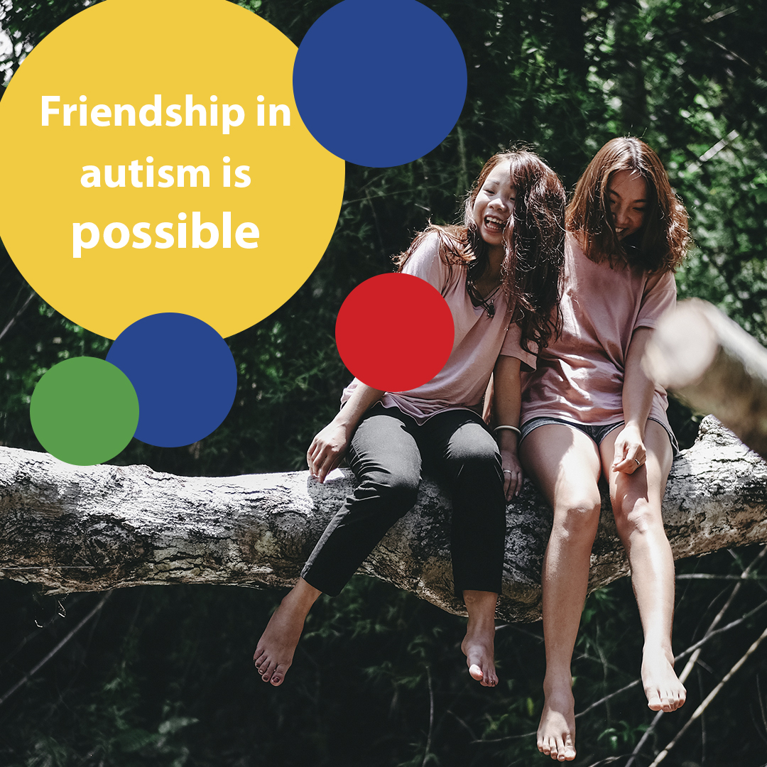 friends with autism