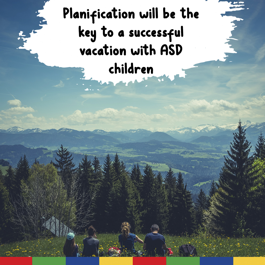 vacation and autism